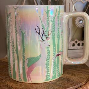 Starbucks 🦌 Deer Opal Iridescent Forest Woodland